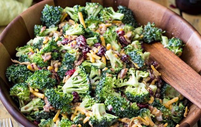 Bông cải xanh - nguồn dưỡng chất tuyệt vời giúp đẩy lùi bệnh ung thư Bong-ca-xanh