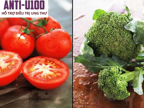 Cà chua kết hợp với súp lơ xanh chống ung thư hiệu quả Ca-chua-ket-hop-voi-sup-lo-xanh-chong-ung-thu-hieu-qua